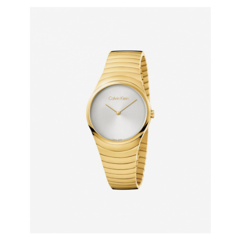 Calvin Klein Whirl Watches Gold