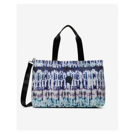 Desigual Pleats Bag Blue