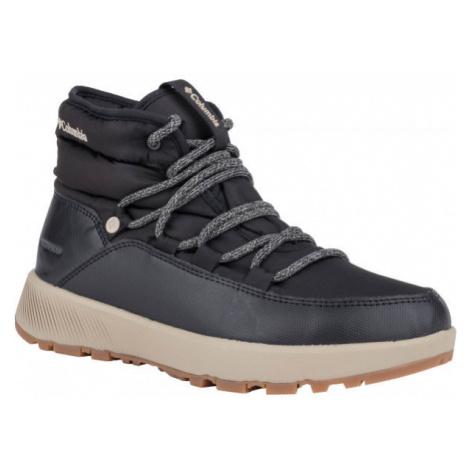 Columbia SLOPESIDE VILLAGE black - Women's winter shoes