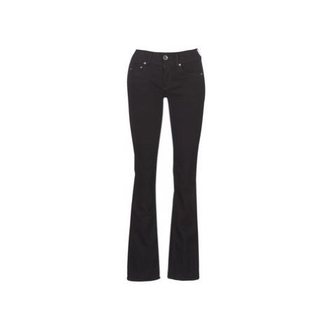 G-Star Raw MIDGE MID BOOTCUT WMN women's Bootcut Jeans in Black