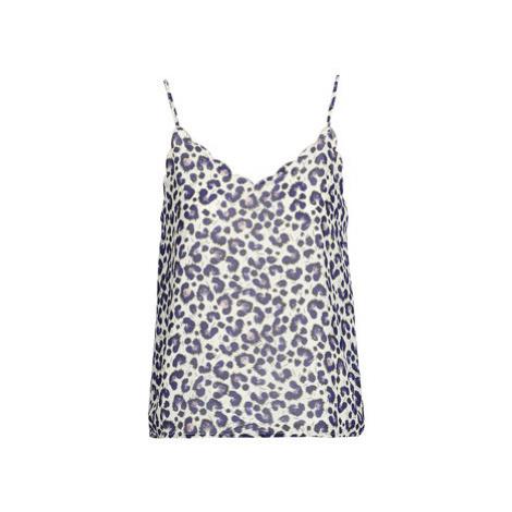 See U Soon GARAGAFE women's Vest top in White