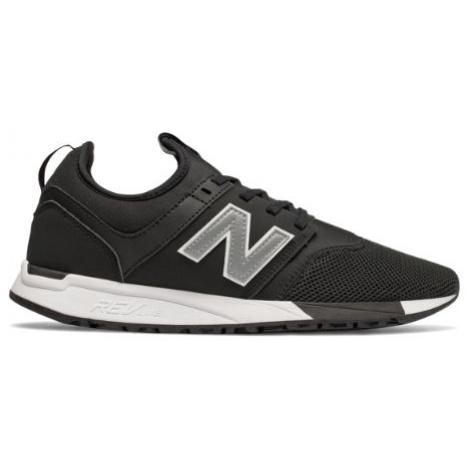 New Balance 247 Shoes - Black/Silver