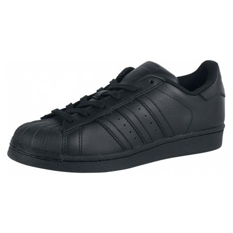 Adidas - Superstar Foundation - Sneakers - black