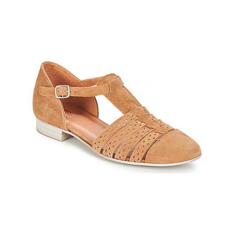 Karston JOBANO women's Sandals in Brown