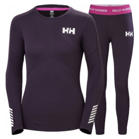 Helly Hansen LIFA ACTIVE SET W violet - Women's functional set