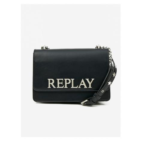 Replay Handbag Black