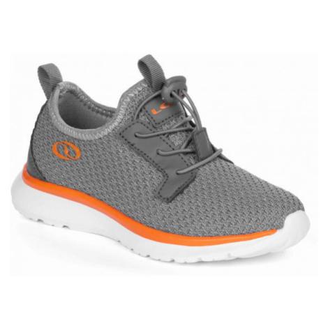 Loap ALTO dark gray - Kids' walking shoes
