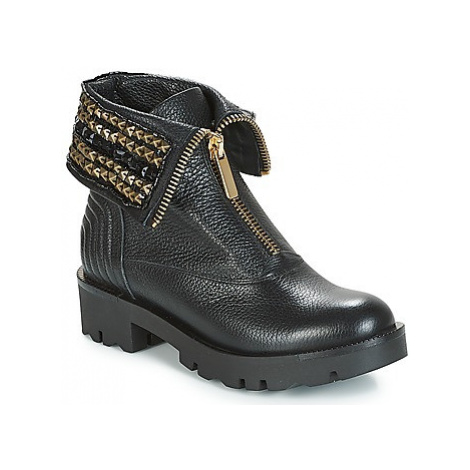 Tosca Blu KIRUNA women's Mid Boots in Black