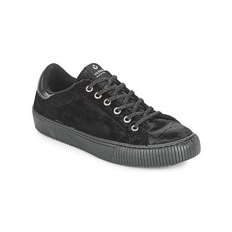 Victoria DEPORTIVO TERCIOPELO women's Shoes (Trainers) in Black