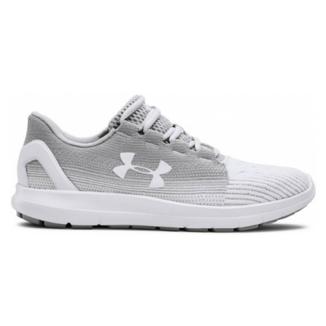 Under Armour REMIX 2.0 W grey - Women's lifestyle shoes