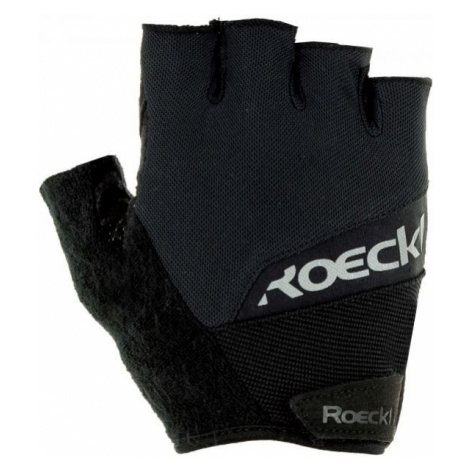 Roeckl BOZEN black - Cycling gloves