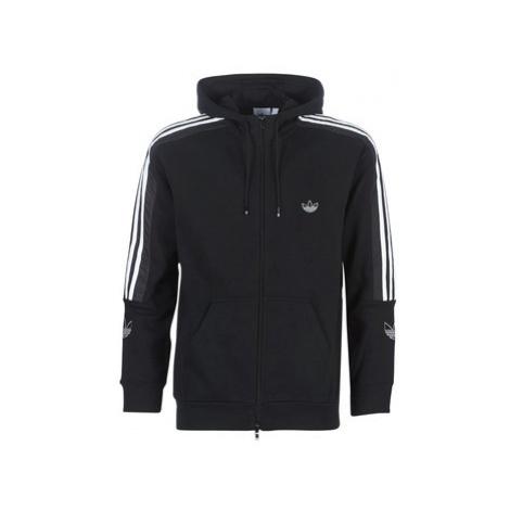 Adidas OUTLINE FZH men's Sweatshirt in Black