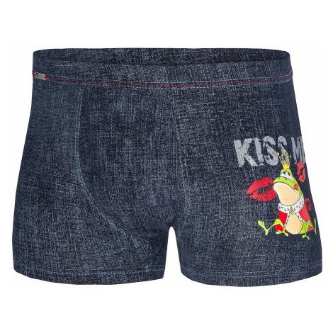 shorts Cornette Kiss Me 2 - Jeans - men´s