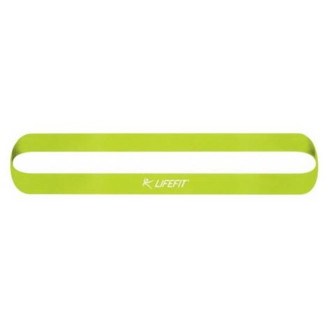 SPORT TEAM CIRLCE SOFT green - Fitness rubber