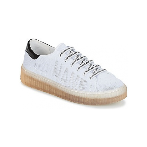No Name PICADILLY SOFT women's Shoes (Trainers) in White