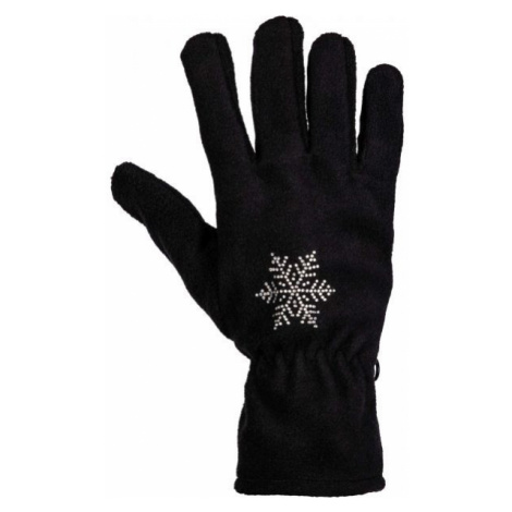 Willard MIJAKOSA black - Women's fleece gloves