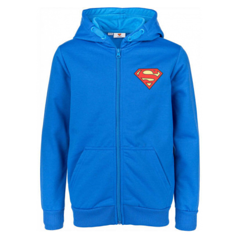 Warner Bros HERO JNR SUPER blue - Boys' sweatshirt
