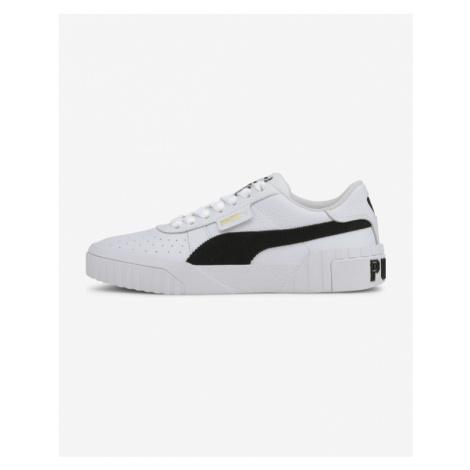 Puma Cali Corduroy Sneakers Black White