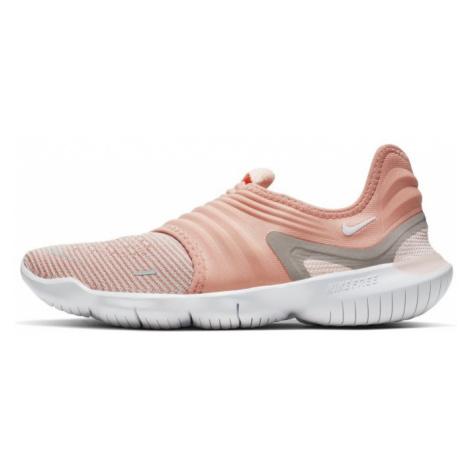 Nike Free RN Flyknit 3.0 Women's Running Shoe - Pink