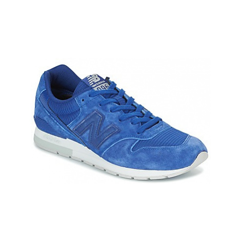 New Balance MRL996 men's Shoes (Trainers) in Blue