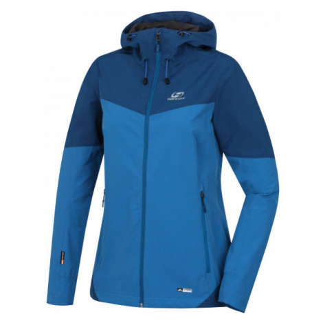 Hannah SUZZY blue - Women's softshell jacket