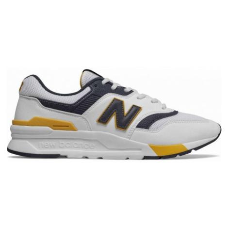 New Balance CM997HDL white - Men's walking shoes