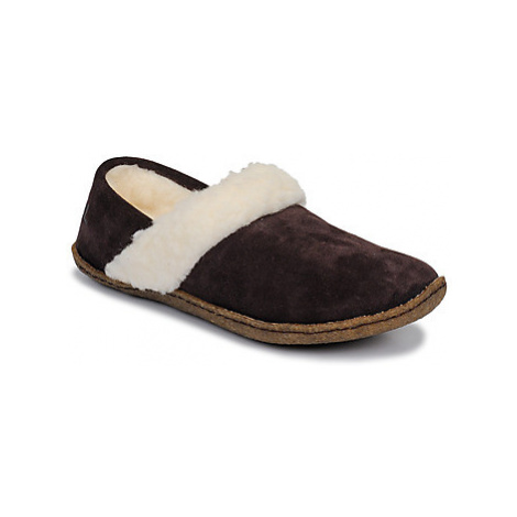Sorel NAKISKA SLIPPER II women's Slippers in Brown