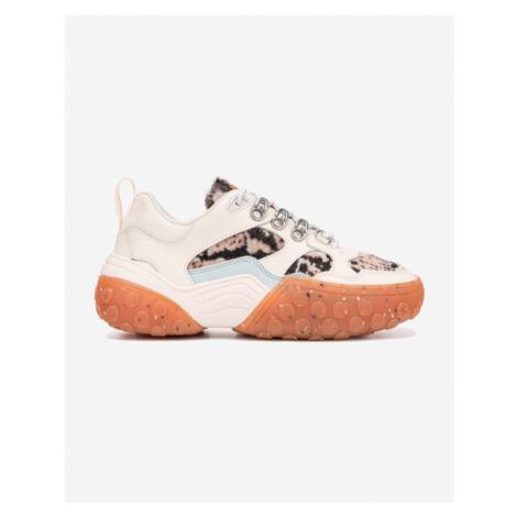 Scotch & Soda Belva Sneakers White Orange