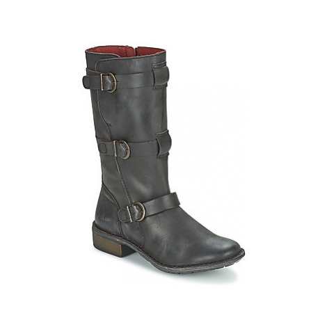 Kickers GROWUP women's High Boots in Black