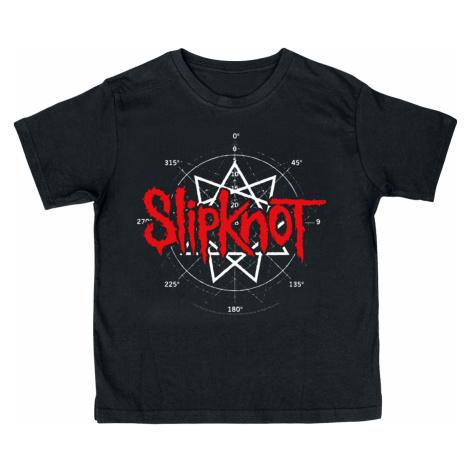 Slipknot - Star Symbol - Kids shirt - black