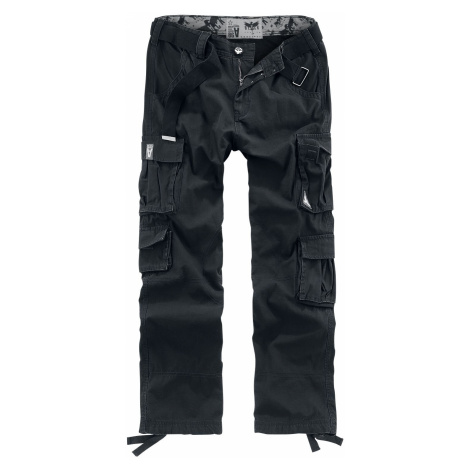 Black Premium by EMP Army Vintage Trousers Cargo Trousers black