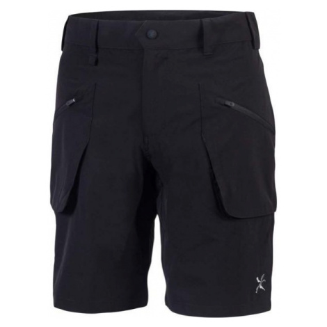 Klimatex BORGE black - Men's shorts