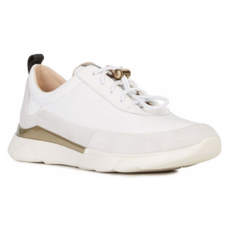 Geox D HIVER D white - Women's leisure shoes
