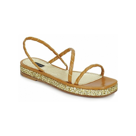 Marc Jacobs MJ16405 women's Sandals in Brown