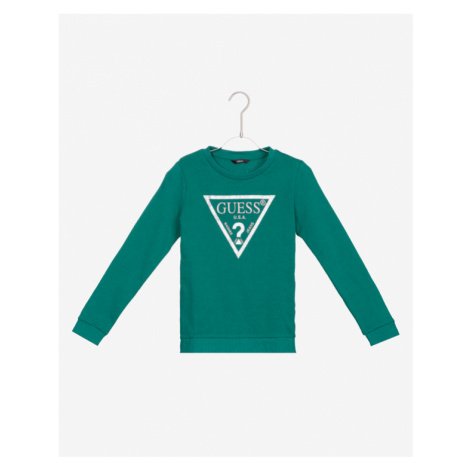 Guess Kids Sweatshirt Green