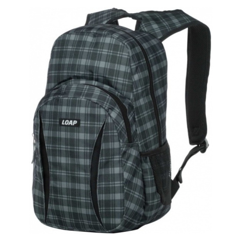 Loap ASSO gray - City backpack