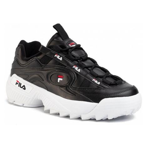 shoes Fila D-Formation - Black/White/Fila Red - men´s