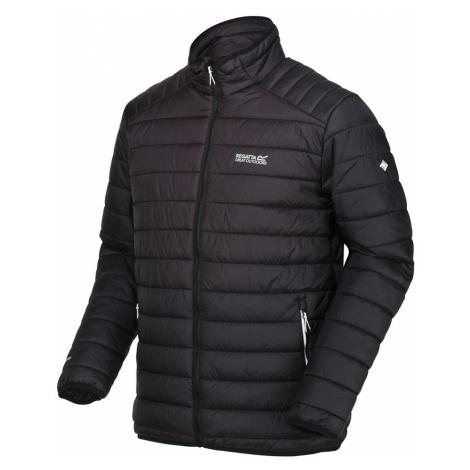 Regatta Mens Freezeway II Insulated Jacket-Black-3XL