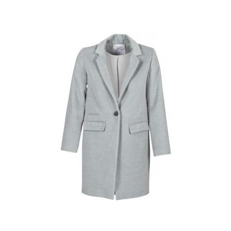 Betty London HODISSE women's Coat in Grey