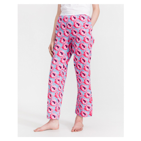 Calvin Klein Sleeping pants Blue Pink
