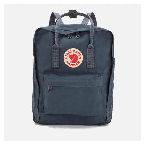 Fjallraven Women's Kanken Backpack - Navy - Navy Fjällräven
