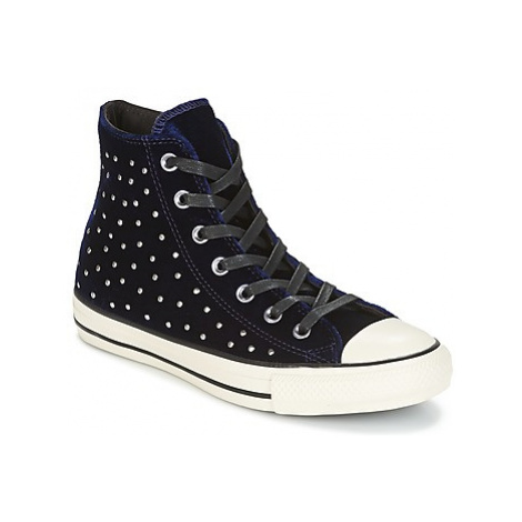 Converse CHUCK TAYLOR ALL STAR women's Shoes (High-top Trainers) in Black