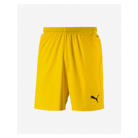Puma Liga Shorts Yellow