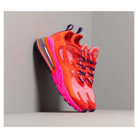 Nike W Air Max 270 React Mystic Red/ Bright Crimson-Pink Blast