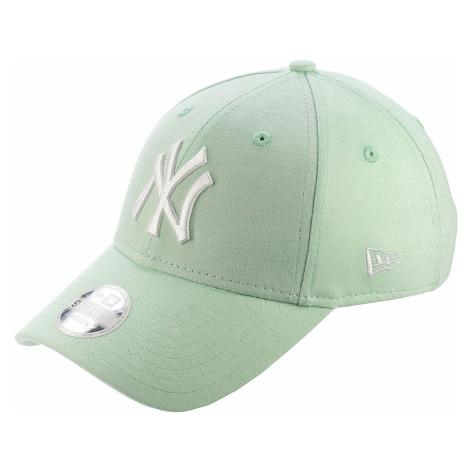 cap New Era 9FO Jersey MLB New York Yankees - Mint/White