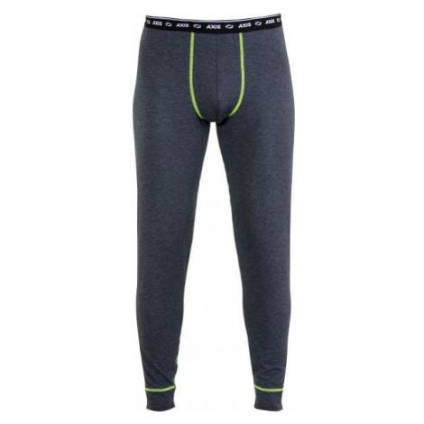 Axis TERMO KALHOTY M dark gray - Men's pants