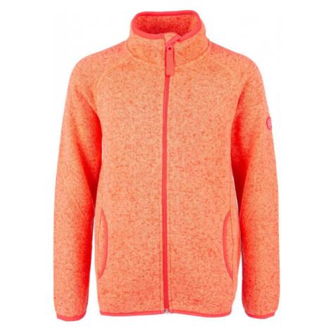 Lewro SKYLER pink - Kids' sweatshirt