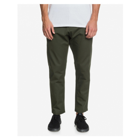 Quiksilver Disaray Trousers Green