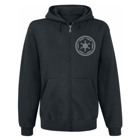 Star Wars - Darth Vader - Hooded zip - black