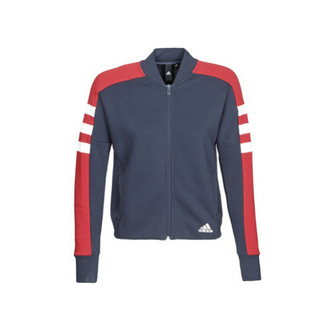 Adidas DX7981 women's Tracksuit jacket in Blue